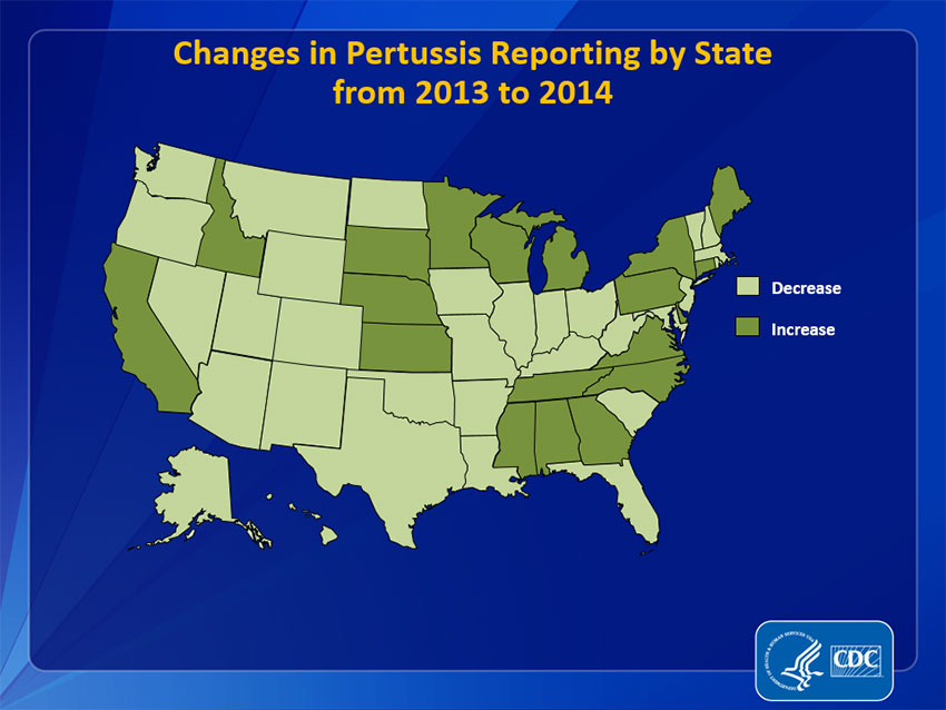 Whooping Cough Reaches Epidemic Proportions In California