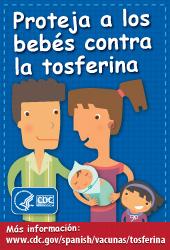 Proteja a los beb�s contra la tosferina