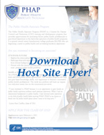 Download Host Site Flyer
