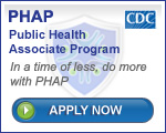 public health associated program badge