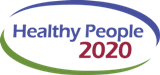 Healthy People 202 graphic element