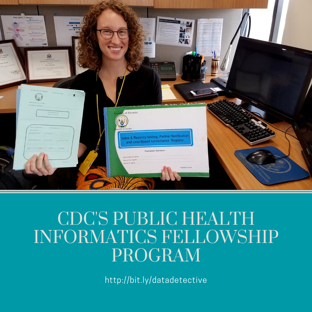 CDC's Public Health Informatics Fellowship Program