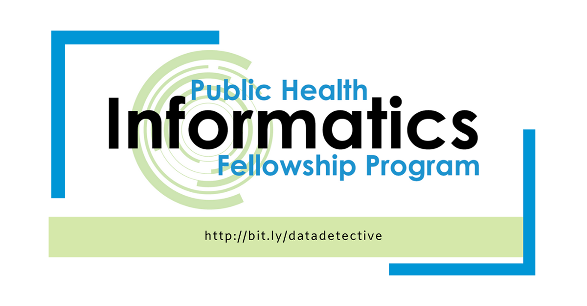 Public Health Informatics Fellowship Program
