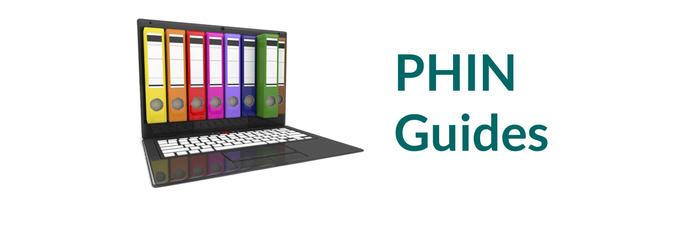 PHIN Guides