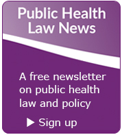 CDC - July 2019 Edition - Public Health Law News - Public Health Law