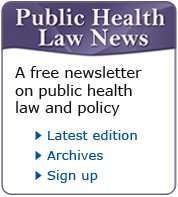 Public Health Law Badge