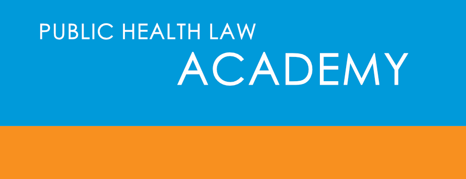 Photo: Public Health Law Academy Logo