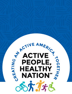 Cover - Active People Healthy Nation