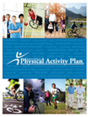 The National Physical Activity Plan, which aims to increase physical activity in America.