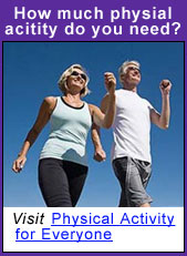How much physical activity do you need?