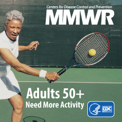 Adults Need More Physical Activity