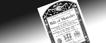 Cover of Bills of Mortality