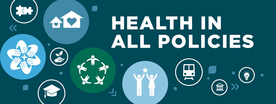 Health in All Policies Logo