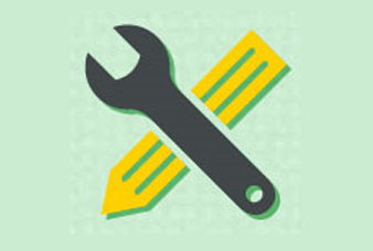 A toolbox icon