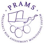 CDC PRAMS logo