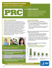 PRC Fact Sheet Cover