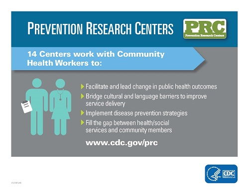 Community Health Workers Infographic