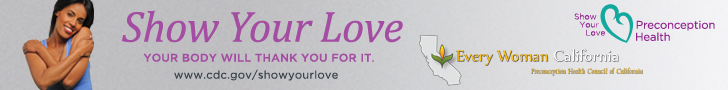 Show Your Love. Your body will thank you for it. www.cdc.gov/showyourlove