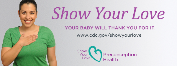 Show Your Love. Make Breastfeeding Work