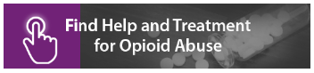 Find help and treatment for opioid abuse