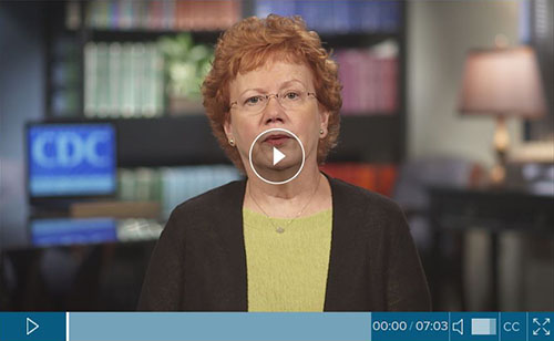Cynthia A. Moore, MD, PhD with her Medscape video commentary on congential Zika and what to do next.