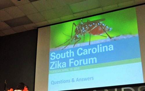 South Carolina Zika Forum