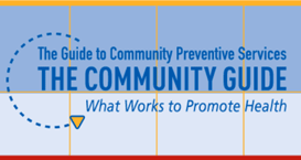 The Community Guide logo