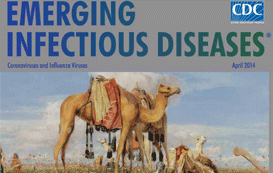 Emerging Infectious Diseases cover