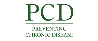 Logo: Preventing Chronic Disease