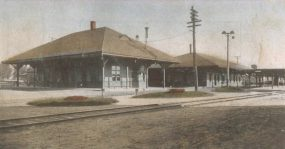 Ayer, Massachusetts, railroad station