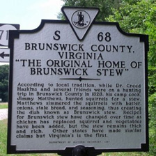 Brunswick County, Virginia Sign