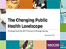 Photo of the publication The Changing Public Health Landscape