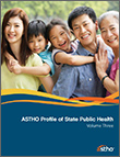 Photo of the cover of the Profile of State Public Health, Volume 3