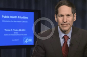 Still Image from Public Health Priorities Video