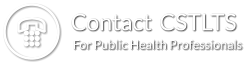 Contact OSTLTS for Public Health Professionals