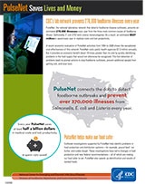 Thumbnail of PulseNet Economics Factsheet