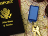 passport and keys
