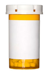 Image of medication bottle.