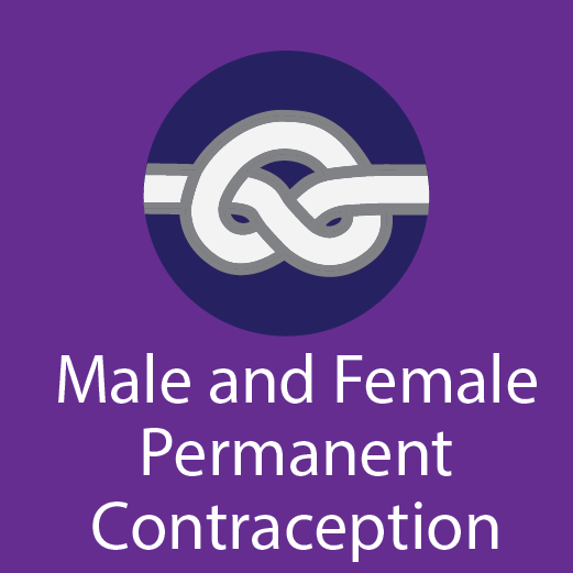 male and female permanent contraception