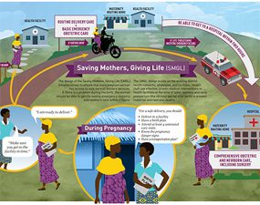 Saving Mothers, Giving Life Initiative cover image