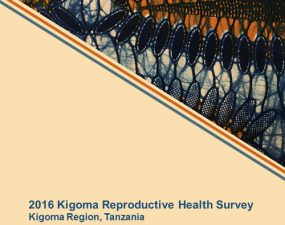 Kigoma, Tanzania Reproductive Health Surveys