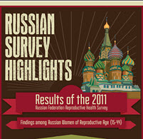 Russia Reproductive Health Survey 2011