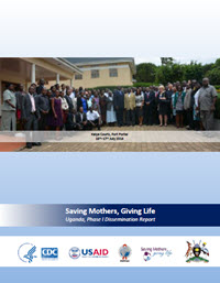 During July 16-17 2014, national and district stakeholders of the SMGL Initiative in Uganda met to discuss district-specific results and lessons learned during Phase 1, and to plan the priorities and interventions of Phase 2. This report presents the proceedings of that meeting and the key findings.