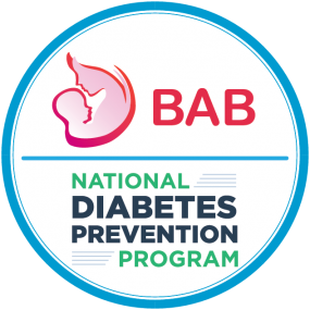 BAB National Diabetes Prevention logo