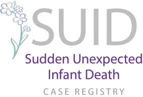 Logo: Sudden Unexpected Infant Death Case Registry