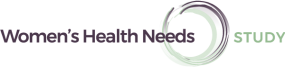 Women's Health Needs Study logo