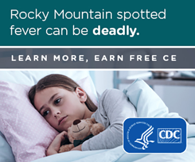 Button for Clinical Toolkit for Rocky Mountain Spotted Fever