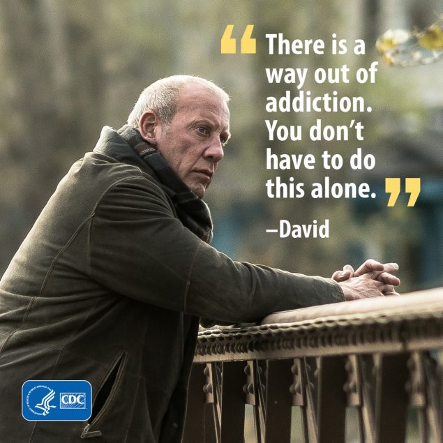 There is a way out of addiction. You don't have to do this alone.