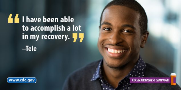 I have been able to accomplish a lot in my recovery.