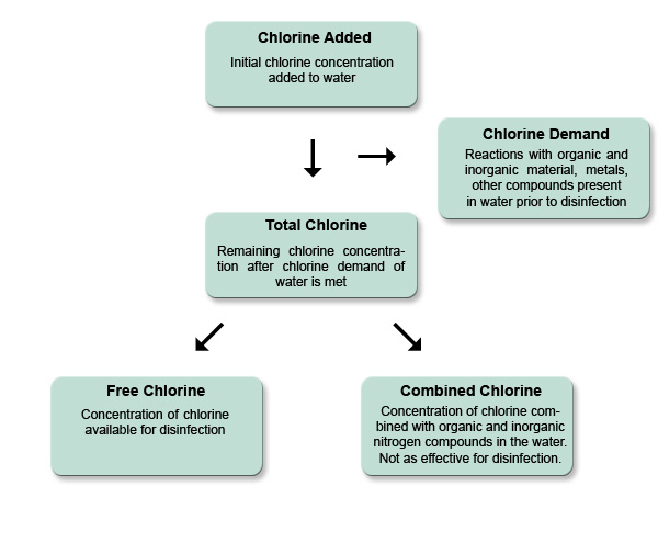 Chlorine Addition Flowchart